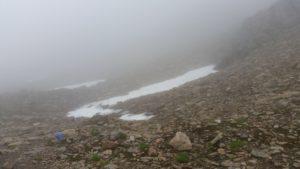Gletscherrest