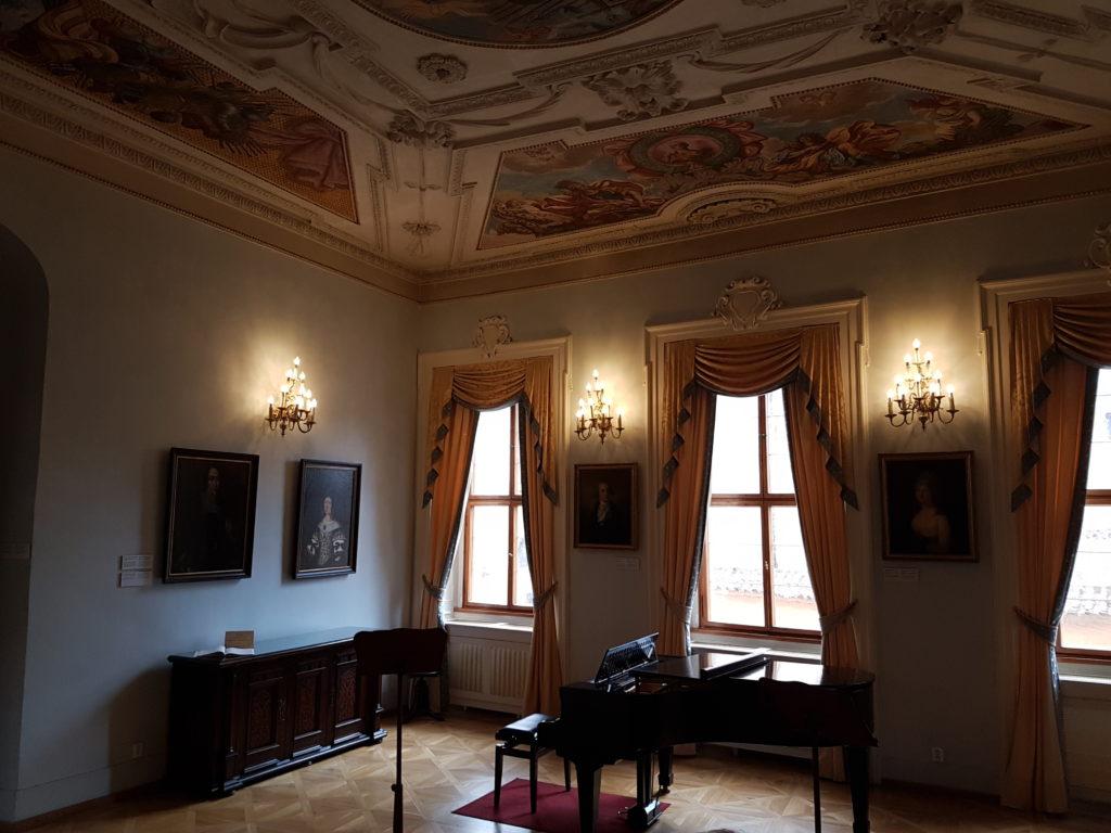 Konzertsaal Prag