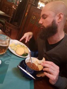 Tschechisch essen