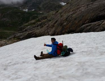 Gletscherrutsch