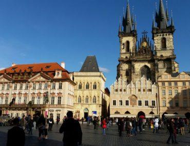 Prager Innenstadt