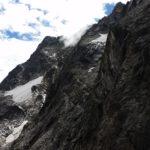 Steilwand Alpen
